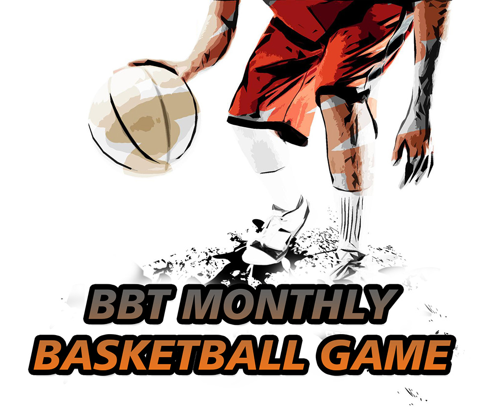 monthly basketball game, Basketball sport poster