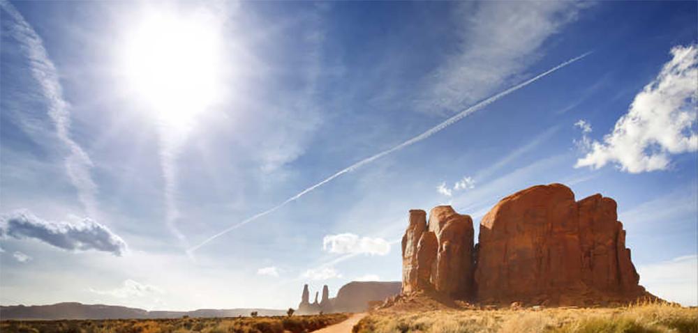Solar ultraviolet radiation, Sunlight ultraviolet rays, Ultraviolet rays in nature