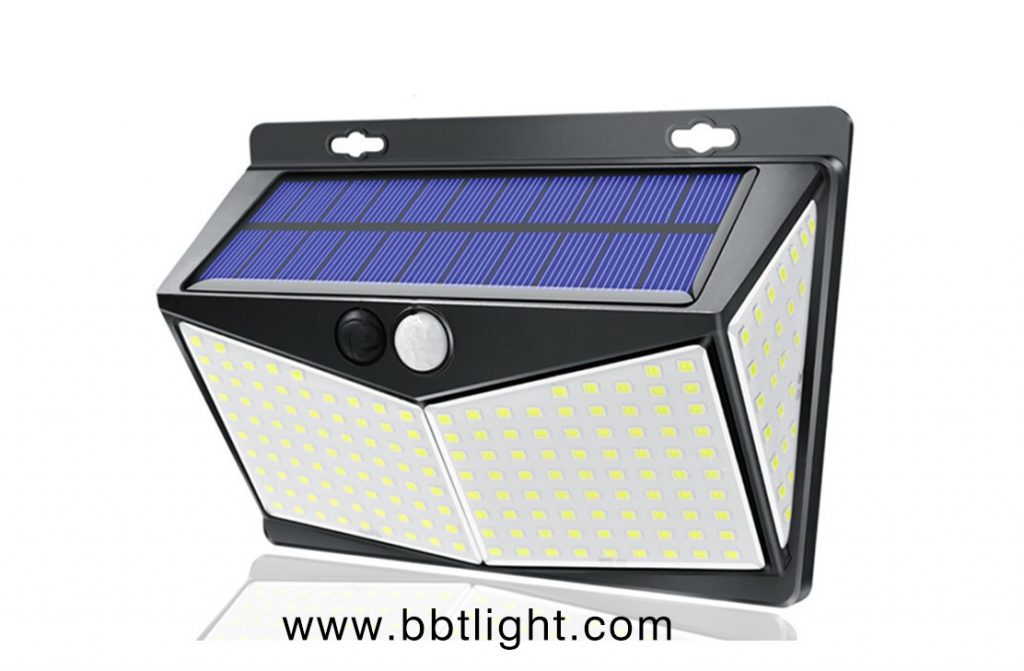 Solar outdoor wall lamp, Wall lamp, induction wall lamp, solar wall lamp